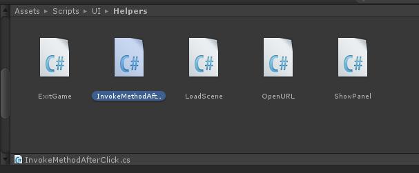 Lots of scripts